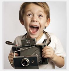初识摄影器材